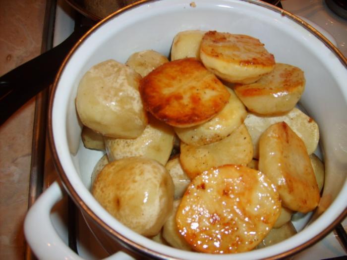 Рецепты блюд с картошкой